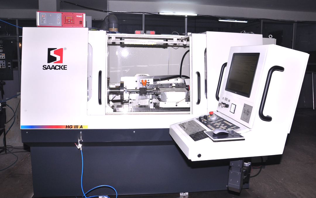 cnc hob profile grinding machine
