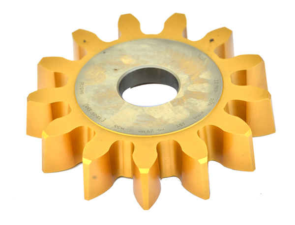 disc type gear shaper cutters