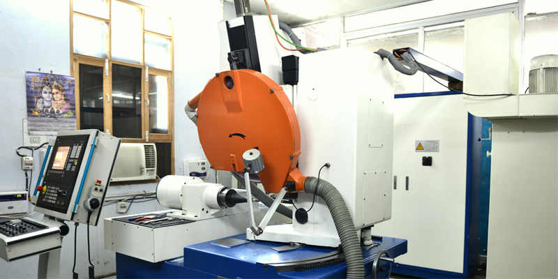 CNC Gear Technology