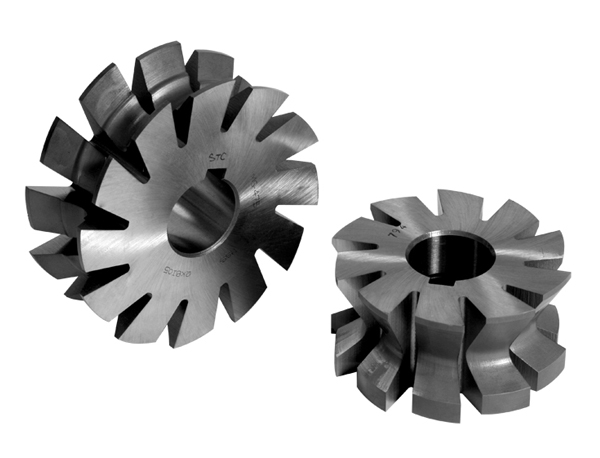 special profile milling cutters