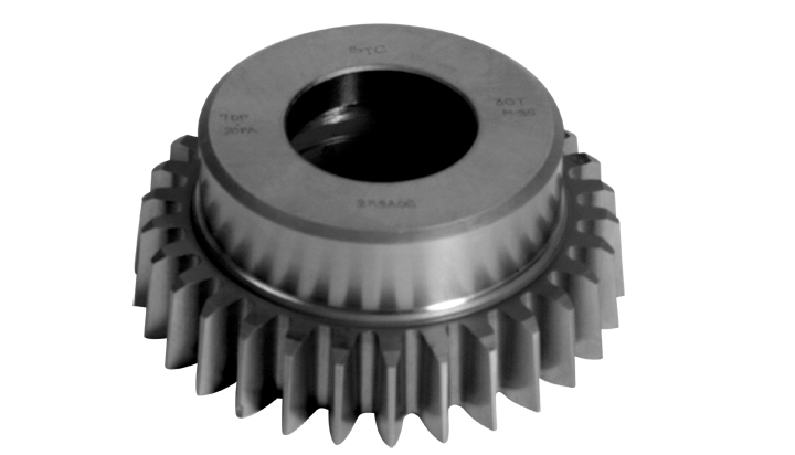 hub type gear shaper