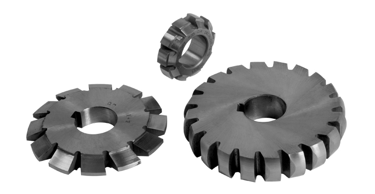 milling cutter ground form