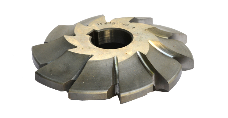 involute milling cutters